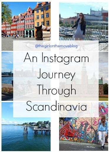 An Instagram Journey Through Scandinavia The Girl On The Move Denmark Travel Scandinavia Iceland Travel