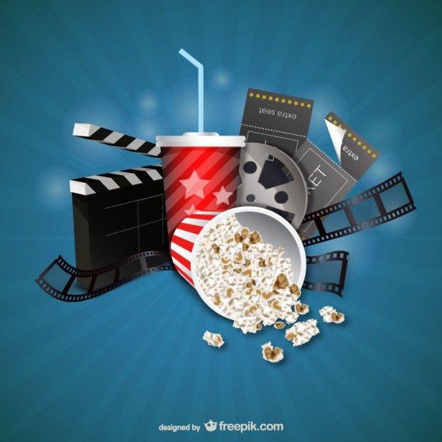 movie cinema objects