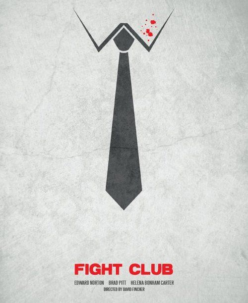 Fight Club by Daniel Enders