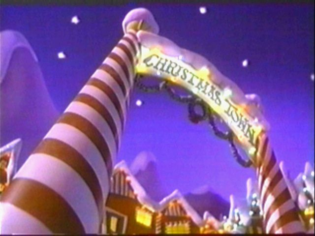 nightmare before christmas christmas town - Google Search ...