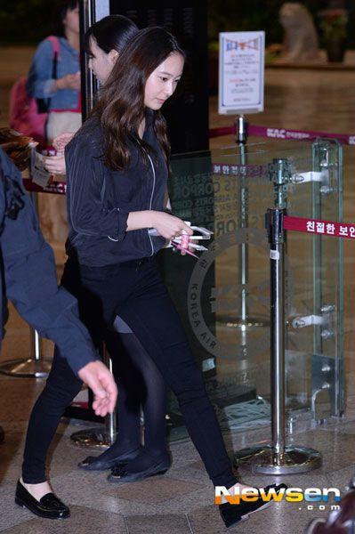 Krystal Fx Airport Fashion Google Search K Idol Pinterest Krystal Fx Krystal Jung And