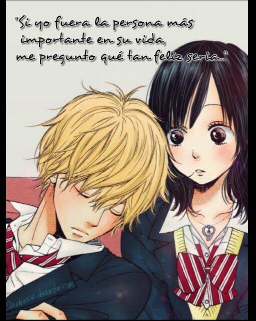 Anime: Black Prince & Wolf Girl Frase: Hiroki (Junjou