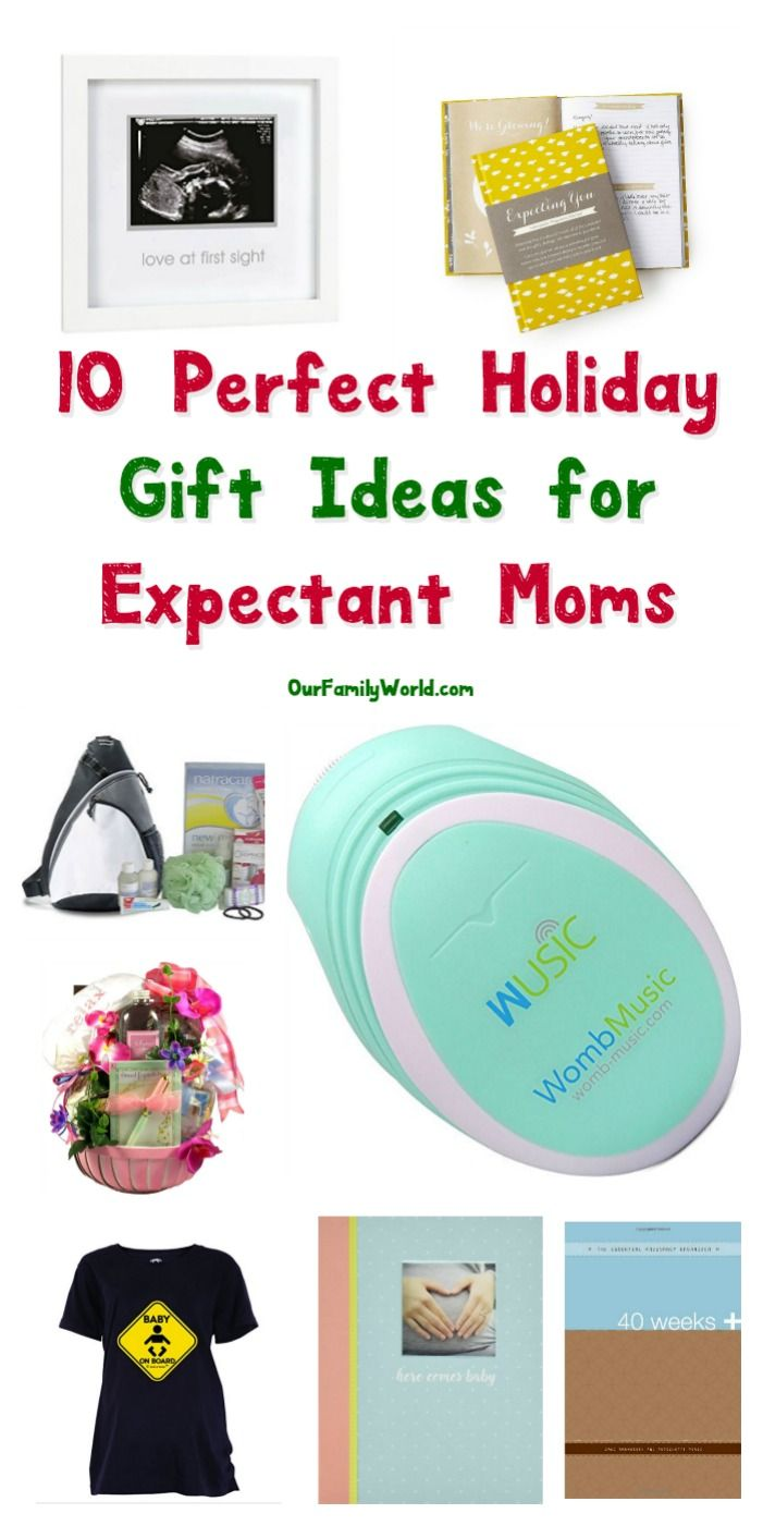 10 Outstanding Christmas Gift Ideas for Expectant Moms ...