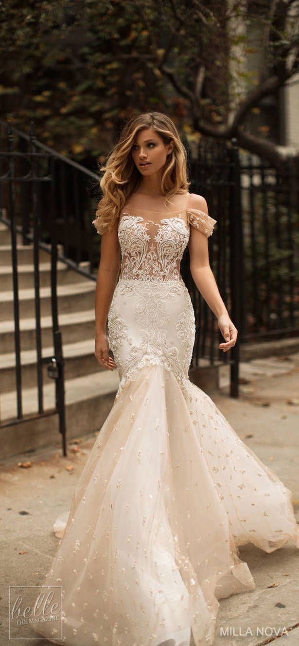 Chicago wedding dress shops  Milla Nova  Wedding Dresses Collection  Chicago Campaign