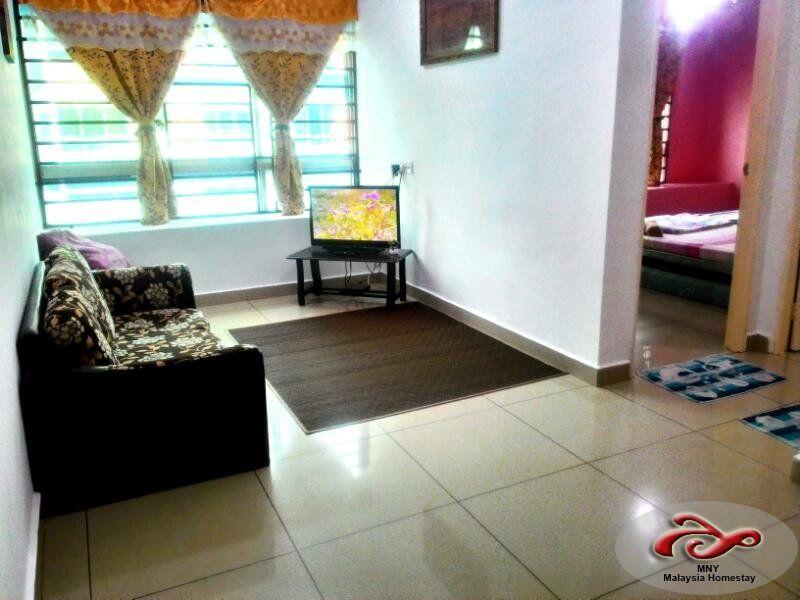 Azzam Jaya Homestay Penampang Sekuriti 24 Jam Parkir Kereta Kolam Renang Dan Taman Permainan Tingkat 1 Ground Floor Tiada Lif Bilik