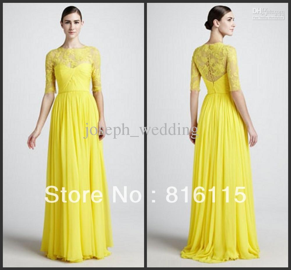 Hot sale free shipping evening dresses vestidos de noiva half