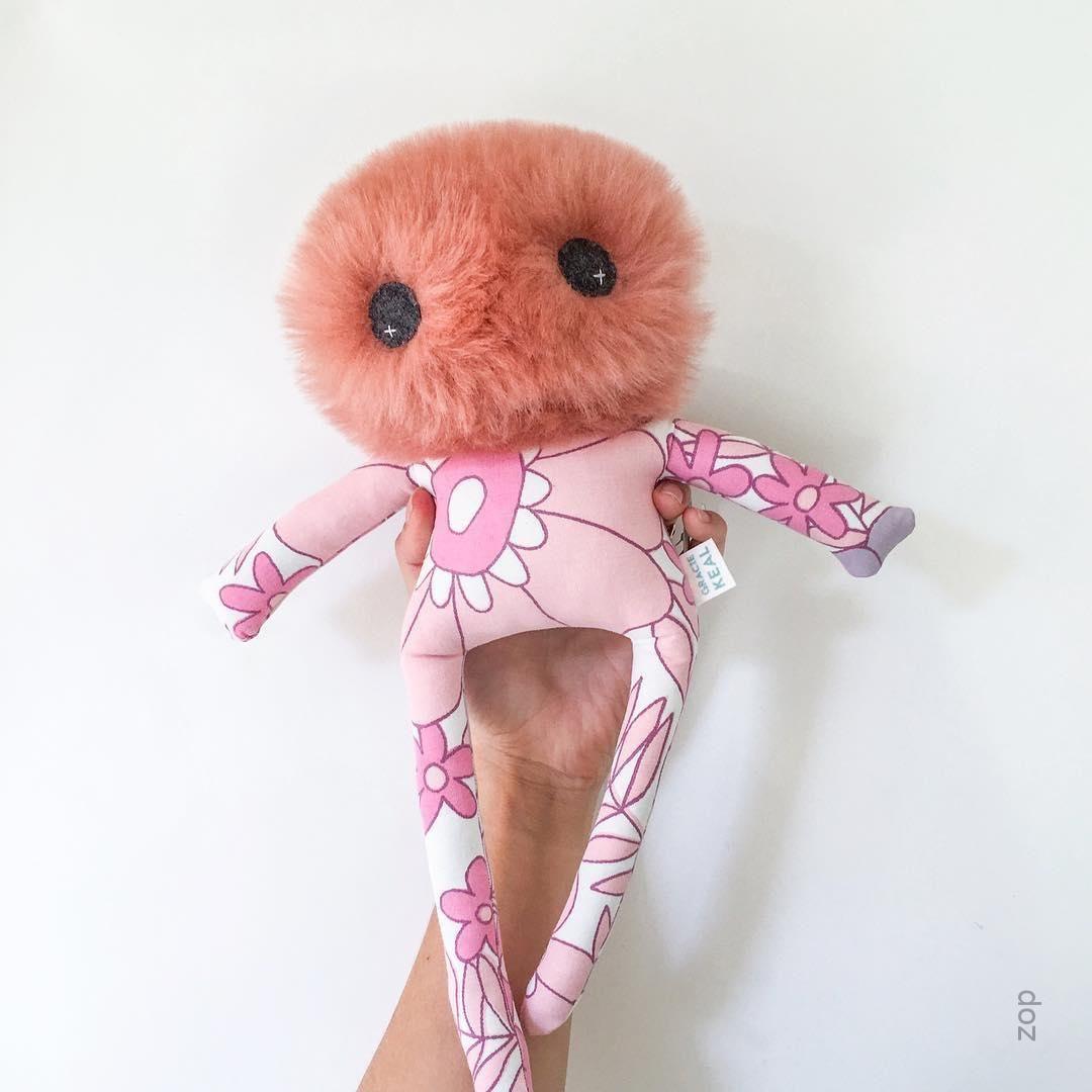 graciekeal ,handmadedolls ,custommadedoll ,pinkfur ,peachfur ,peachy ,vintageflorals ,flowerpower ,pinkflowers ,recycledfabric ,melbournemakers, #* #bestdogtoys #custommadedoll #designerdogtoys #dogtoysdiy #dogtoysforchewers #dogtoyshomemade #dogtoysindestructable #dogtoysinteractive #dogtoysstimulating #dogtoysstorage #dogtoystomake #flowerpower #graciekeal #handmadedolls #kongdogtoys...