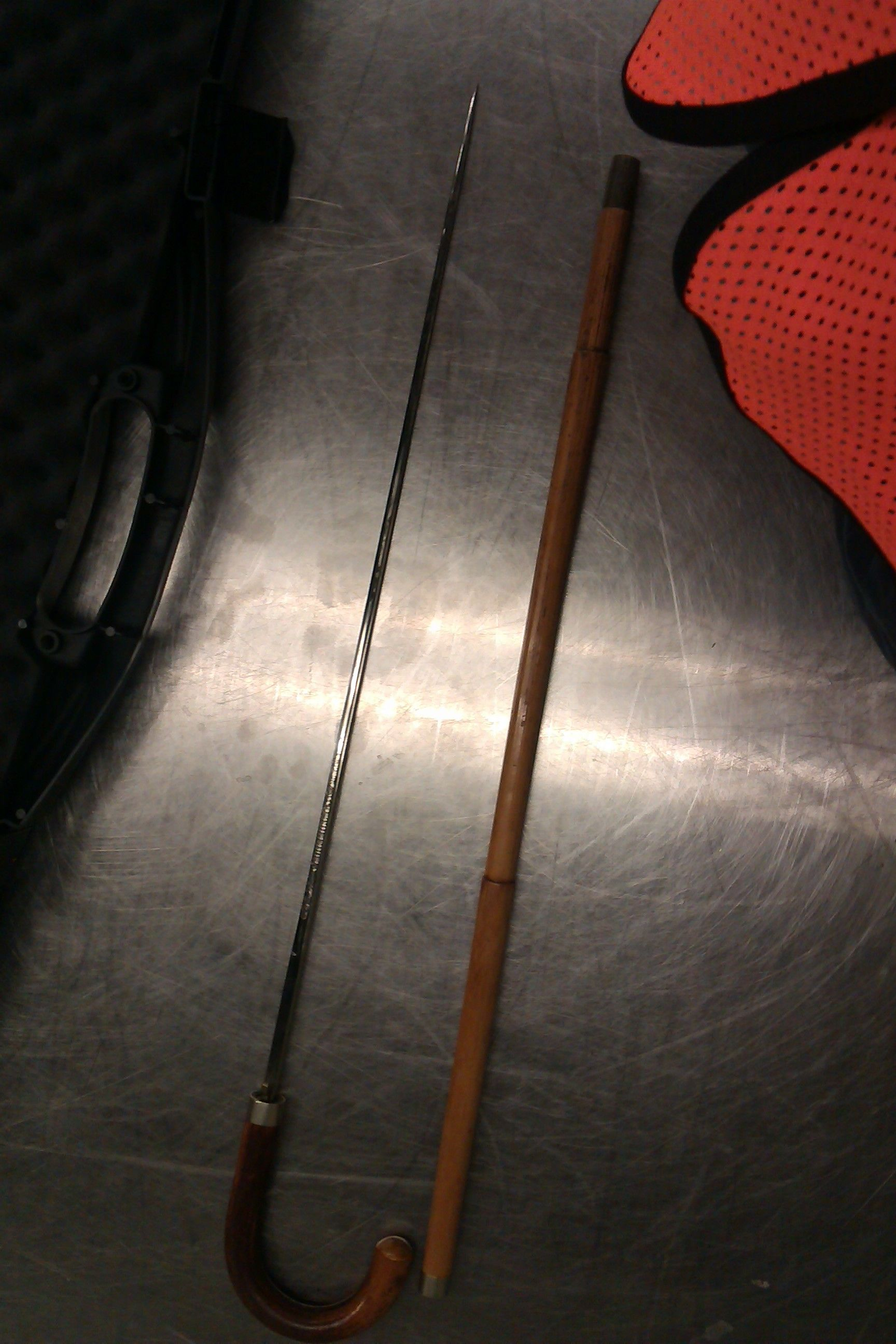 Self-Defense Cane: Hide Your Weapon in Plain Sight ...