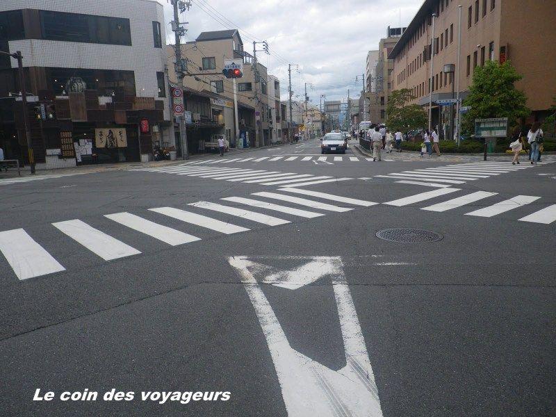 6 Idees Creatives Et Originales Au Japon Le Coin Des Voyageurs Voyage Japon Voyageur Passage Pieton
