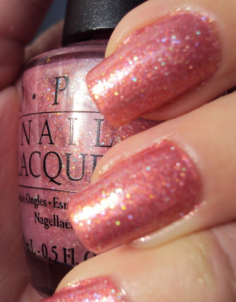 Love Will Blossom (discontinued) | OPI Discontinued Shades ...