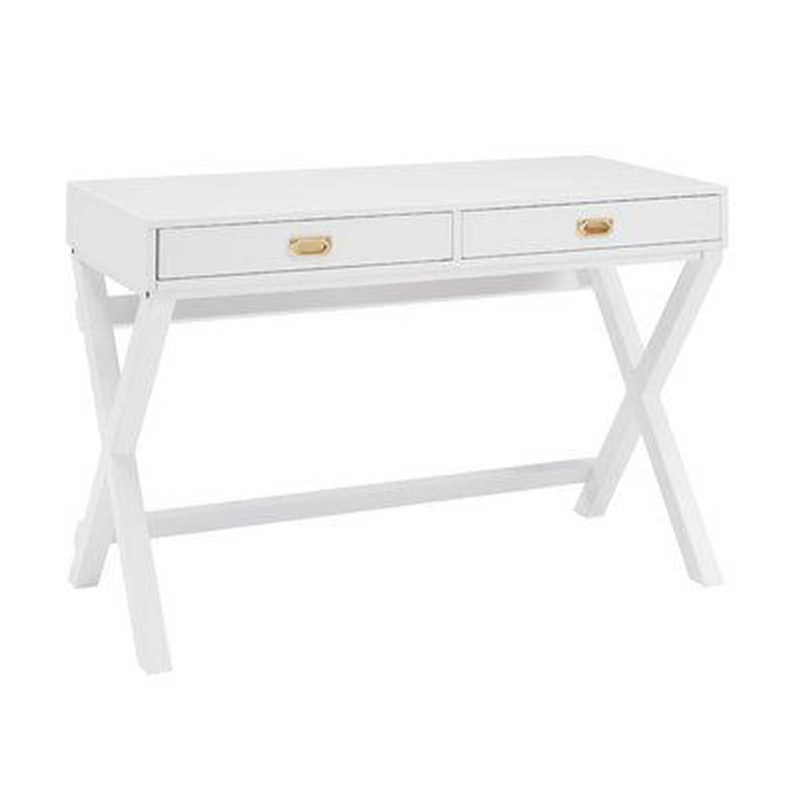 Karole Writing Desk... by Wayfair | White writing desk ...