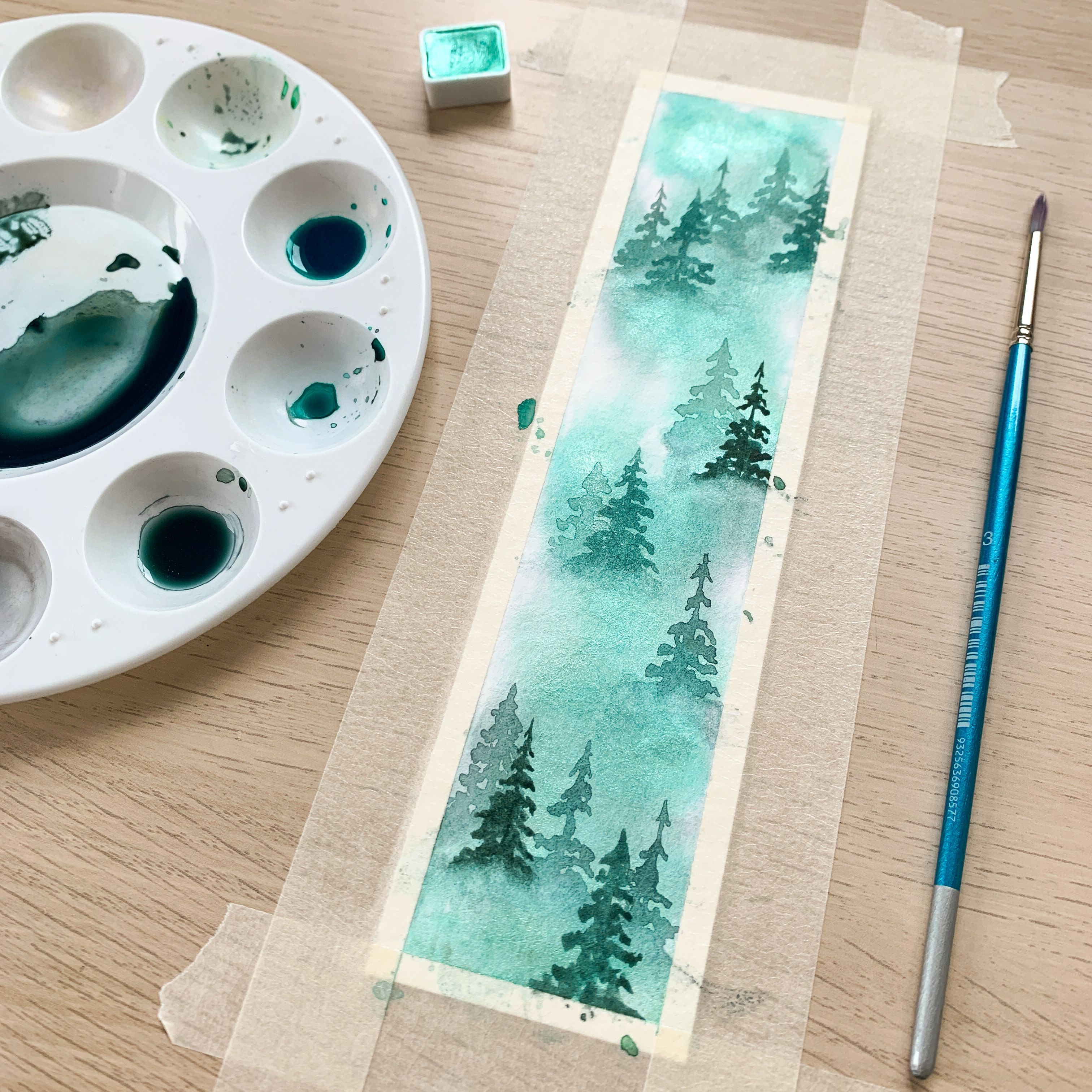 These 6 Watercolor Hacks Will Make You And Your Wallet Happy