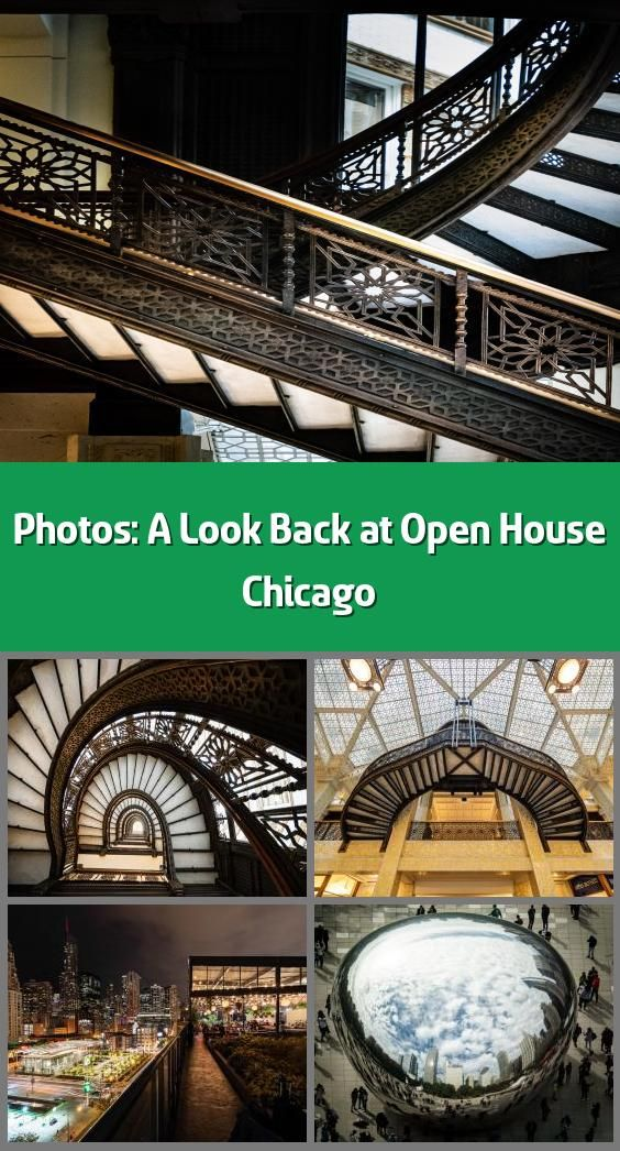 Photos A Look Back at Open House Chicago in 2020