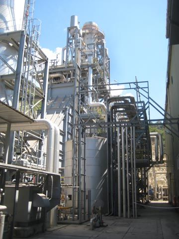 Available for sale: 120 MWE GE Combined Cycle Power Plant