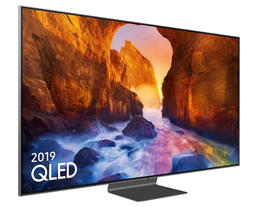 Samsung Qe75q90ratxxu 75 Inch Smart Hdr 4k Ultra Hd Qled Television Ex Display Samsung Tv Direct Hdr Pictures