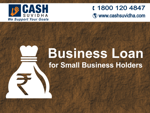 Cash Suvidha Offer Small Business Loan For SmeS And MsmeS