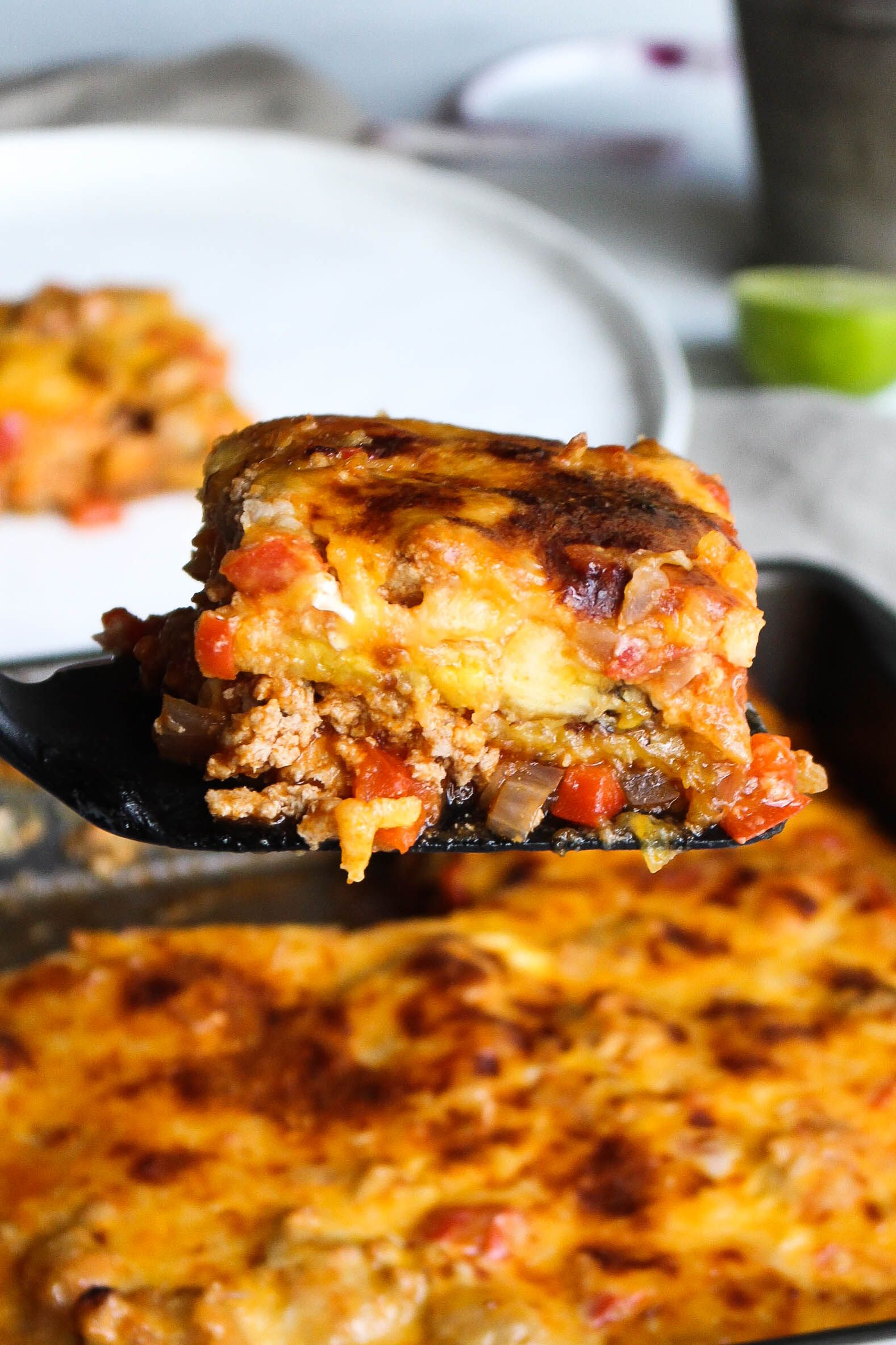 Cuisiner Le Plantain Turkey Pastelon