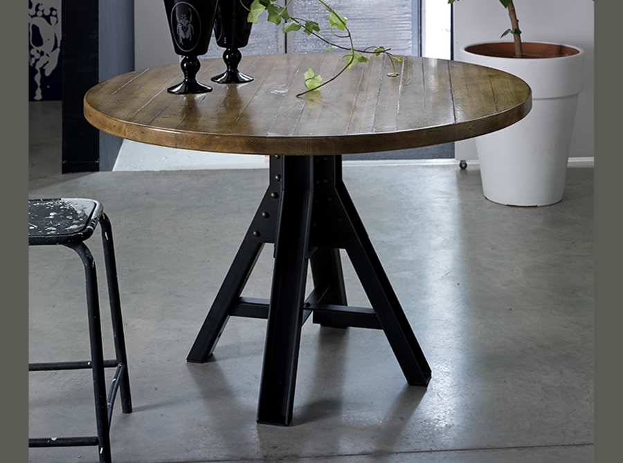 Artcopi Round Dining Table