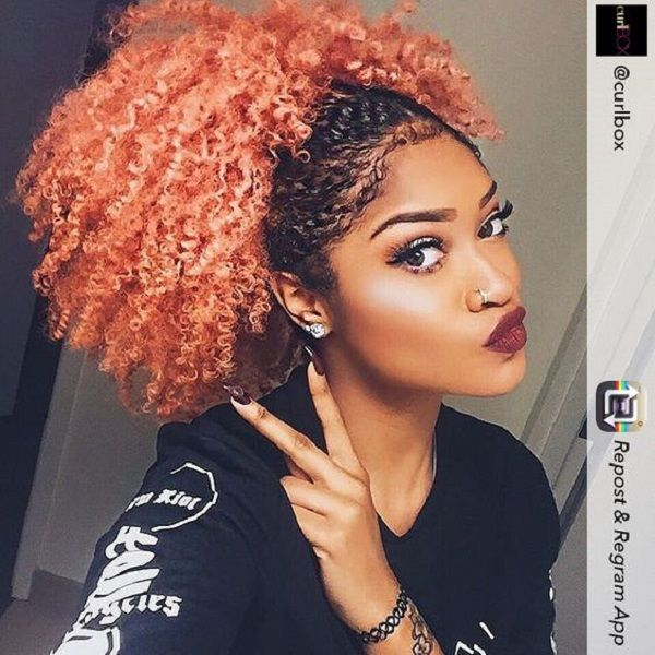20 Red Natural Hair Colors You Cannot Miss This Summer   Hair ...