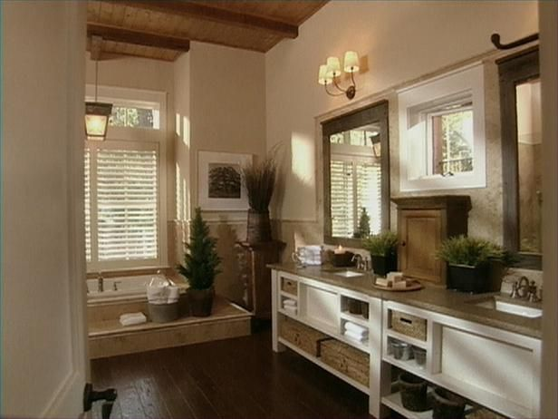 Photos On Beautiful Bathrooms From HGTV Dream Homes