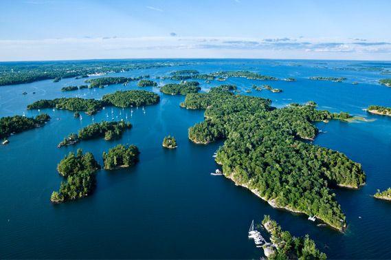 Resultado de imagem para canada thousand islands