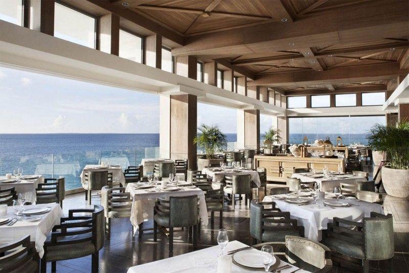 Modern Color Beach Restaurant Google Search Outdoor Design Seaside Caribbean