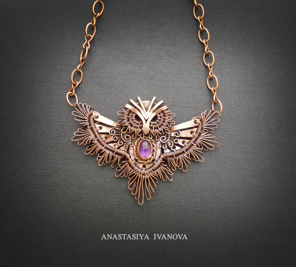 owl 6 by nastya-iv83.deviantart.com on @DeviantArt | Волшебный ларец ...