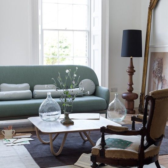 The Sofa Color Is Amazing Living Room Styles Home Living Room