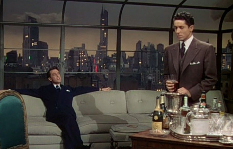 La soga - Hitchcock