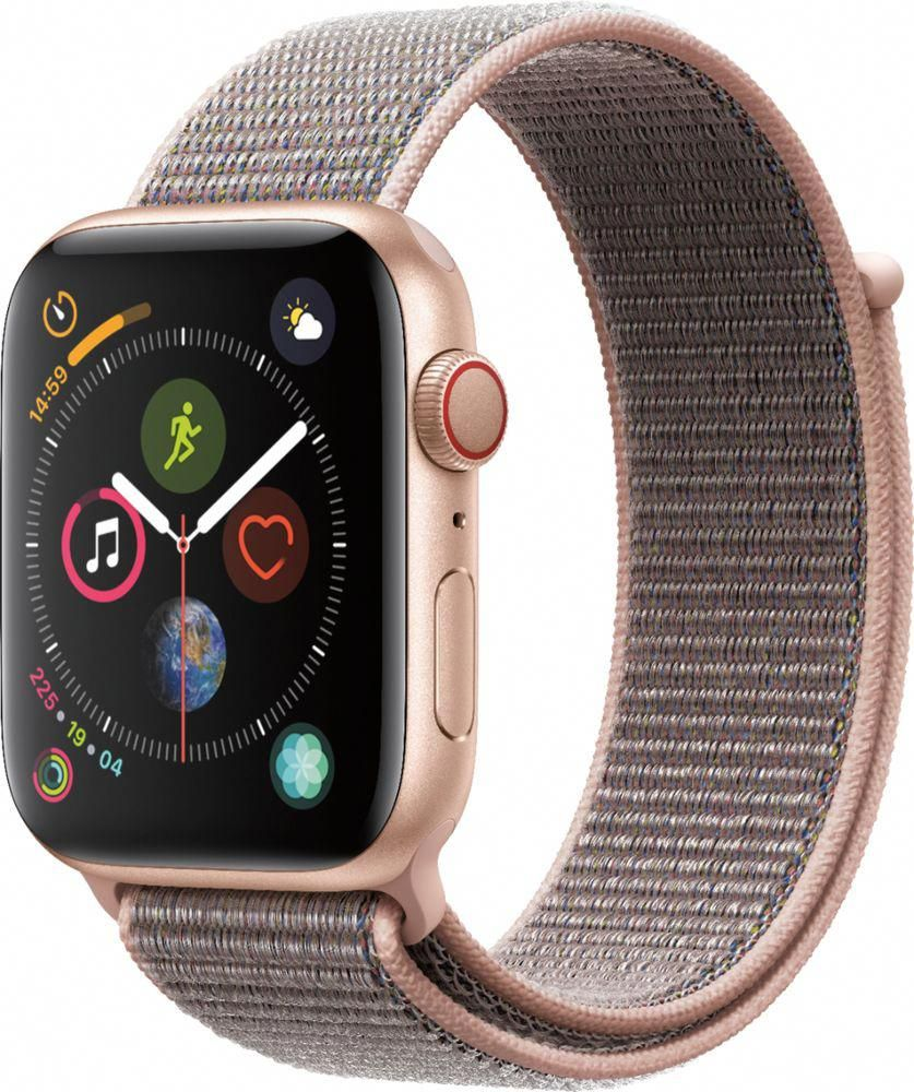 Apple Apple Watch Series 4 (GPS + Cellular) 44mm Gold