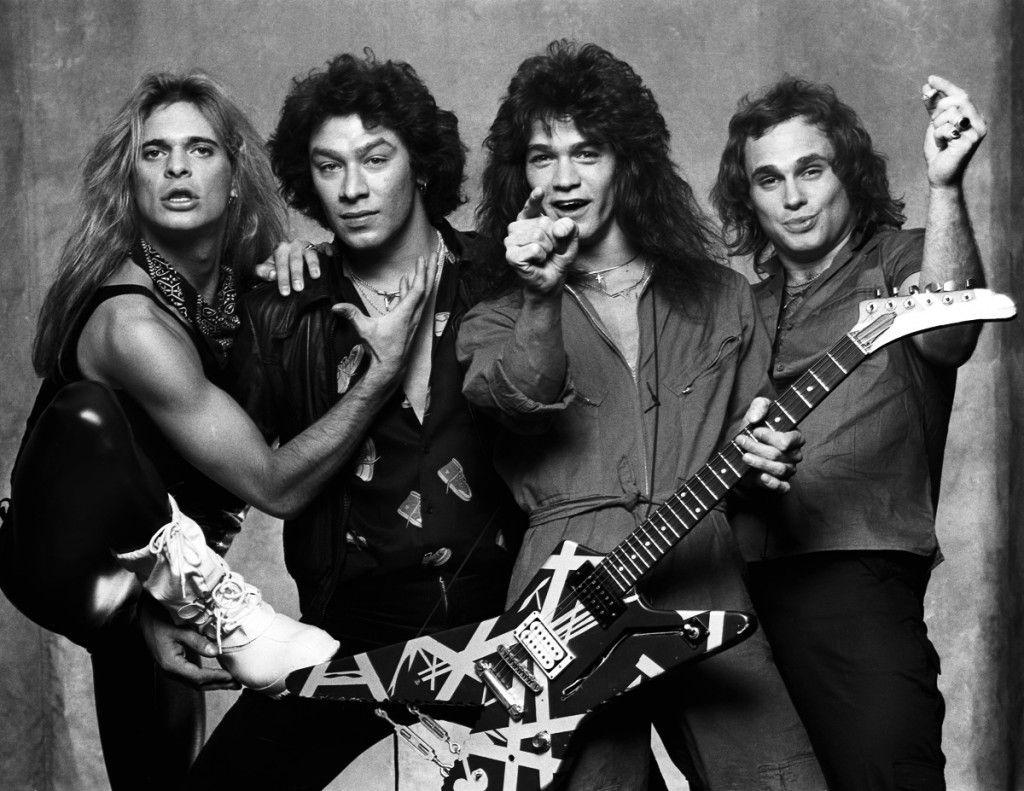 Van Halen Van Halen Eddie Van Halen Rock And Roll