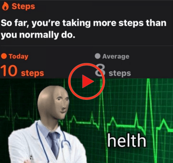 Meme Man Is Back In These Dank Helth Memes Memes Funny Stories Funny Gif