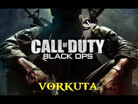 Call Of Duty Black Ops Vorkuta 2 Call Of Duty Black Ops Call Of Duty Black