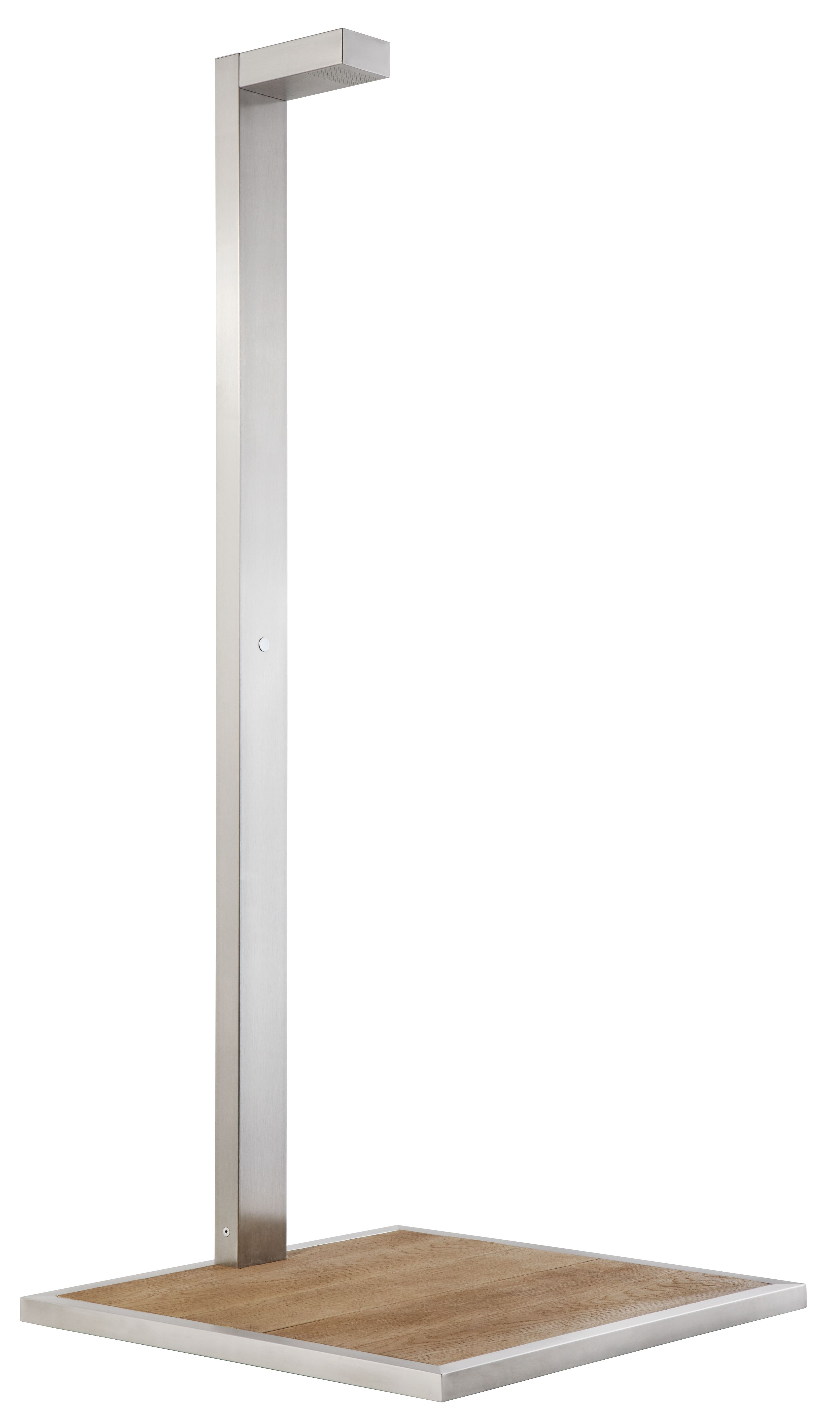 Aire Libre Free Standing Stainless Steel Outdoor Shower Doccia