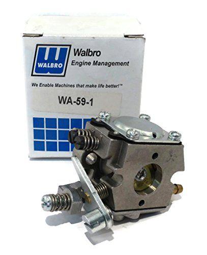 Oem Walbro Carburetor Carb Wa59 Echo Mantis Tiller Cultivators