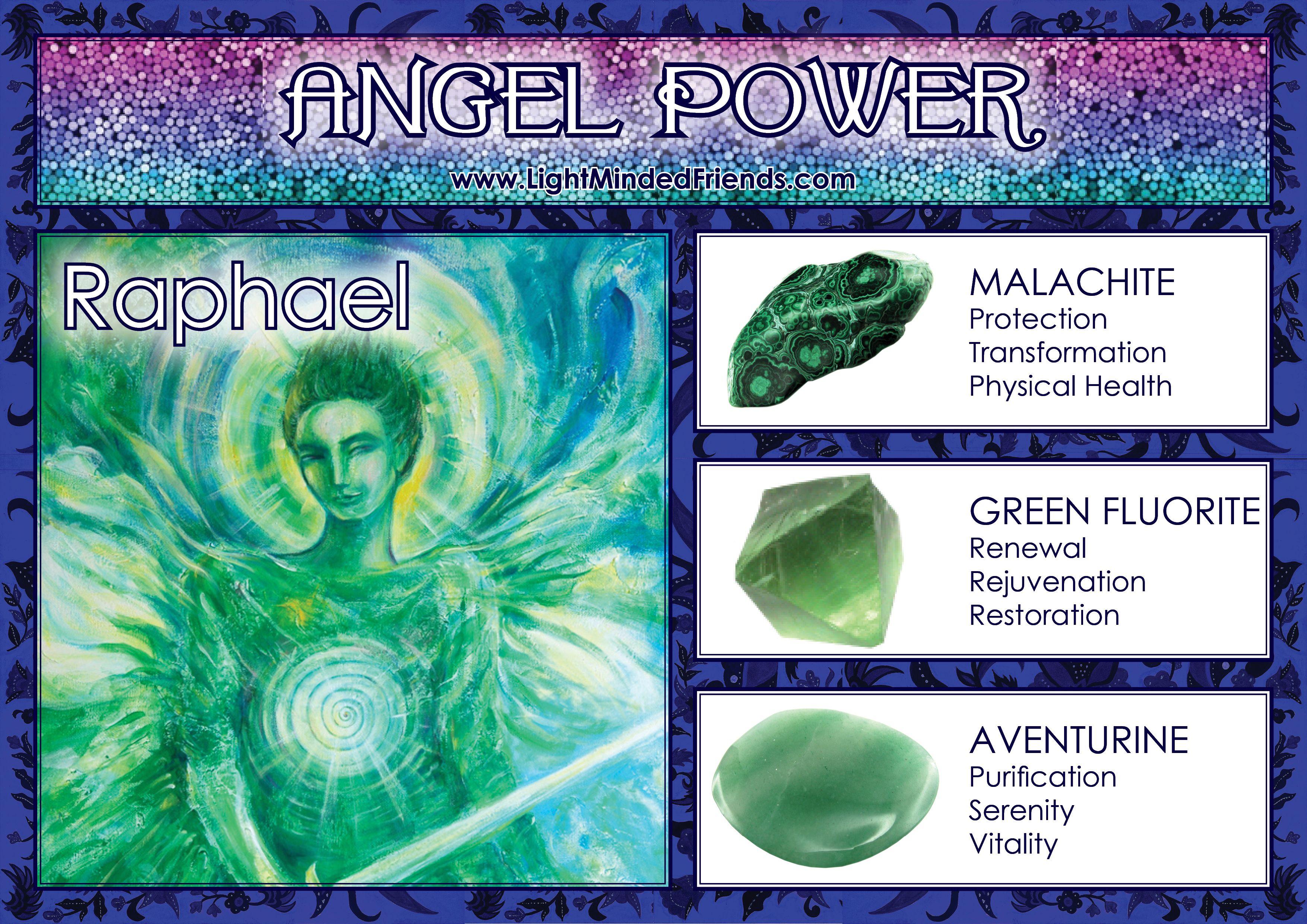 Angel Power: Raphael!
