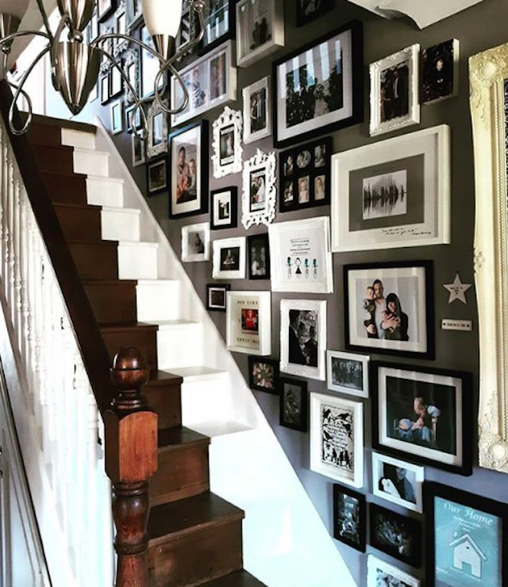 Painted Basement Stairs Ideas: 22 Unique Painted Stair Ideas