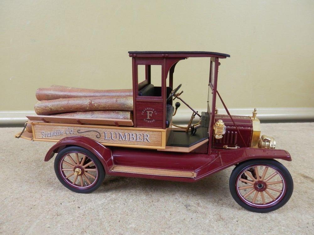 Franklin Mint 1913 Ford Model T Delivery Truck Franklin Co Lumber