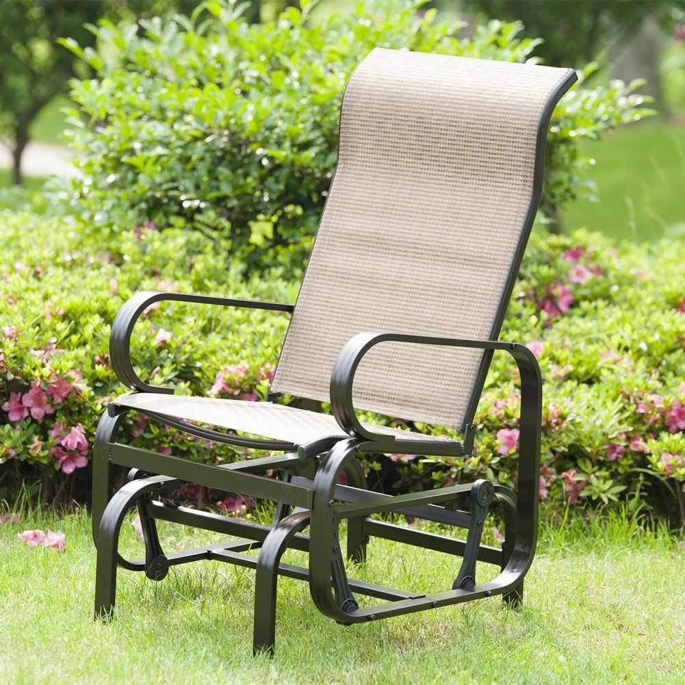 Amazongiveaway Giveaways 1 Winner Giveaway Link Https Giveaway Amazon Com P A109938c0ecf0302 Prize Patio Outdoor Glider Glider Chair Outdoor Patio Chairs