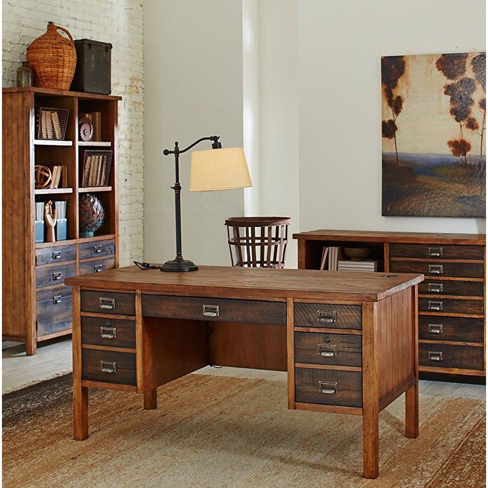 77 Wetherly Executive Desk By Birch Lane Best Home Office Furniture Check More At
