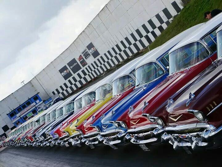1957 chevrolets belairs 210s 150s nomads and station