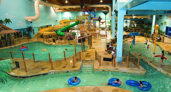 Splashers Of The South Seas At Canad Inns Destination