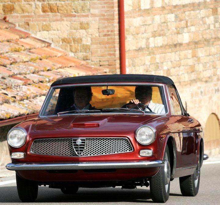 Concorso Eleganza Alberto Franchetti 2012 Alfa Romeo 2600
