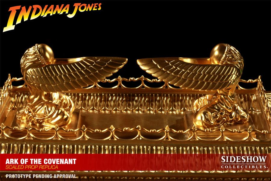 Ark of the Covenant Scaled Replica Sideshow Collectibles