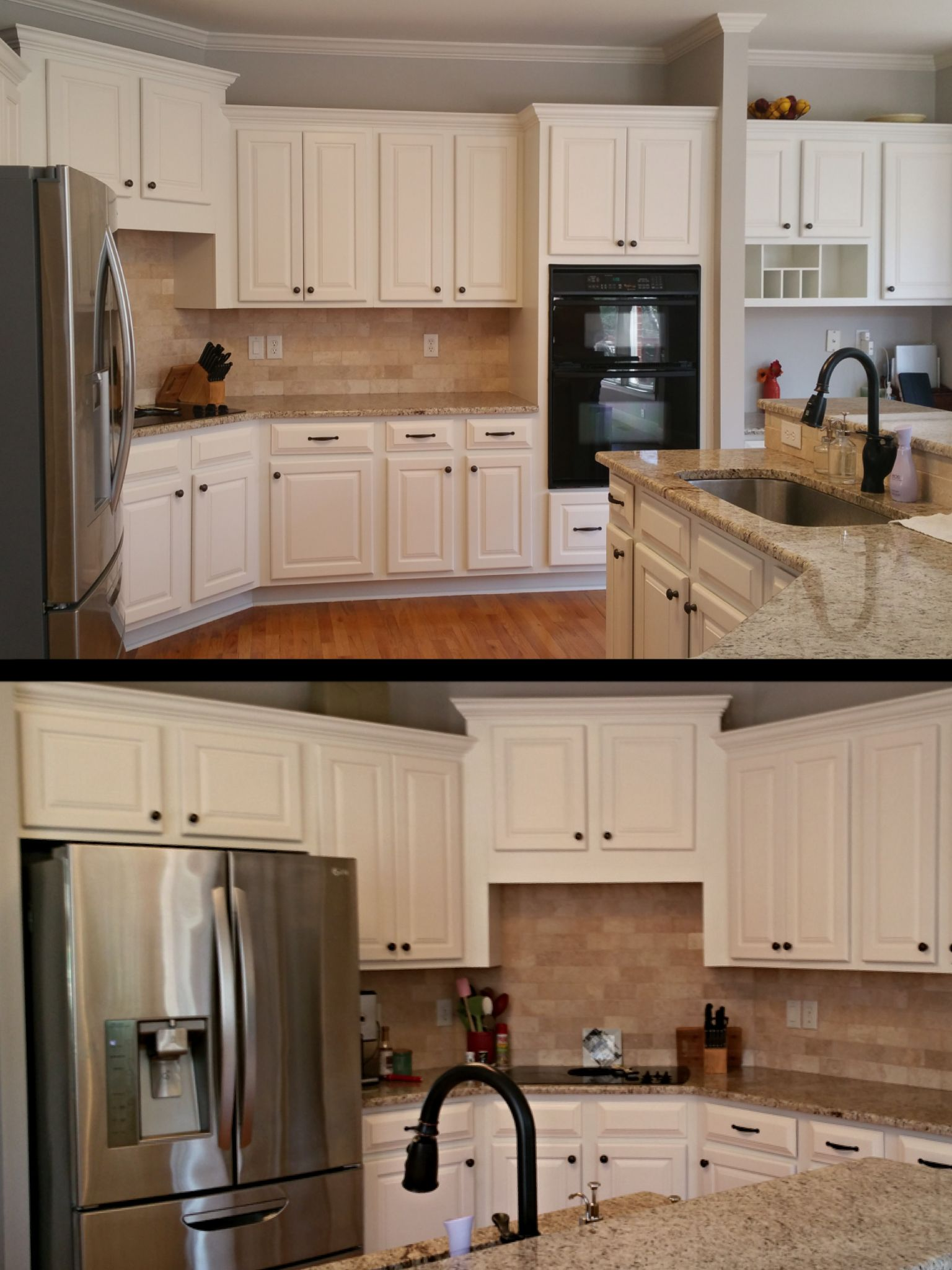 Atractivo Mueble De Cocina Pintores Barrie Ilustración - Ideas para ...
