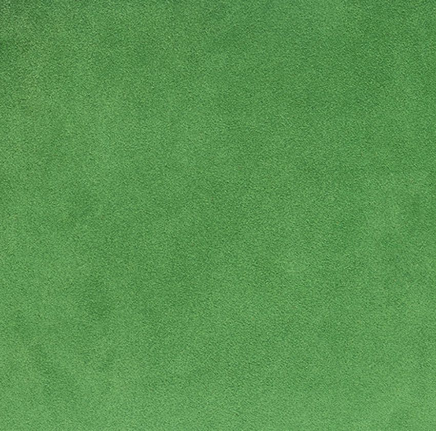 Leaf Green Leather Grain Genuine Leather Upholstery Fabric