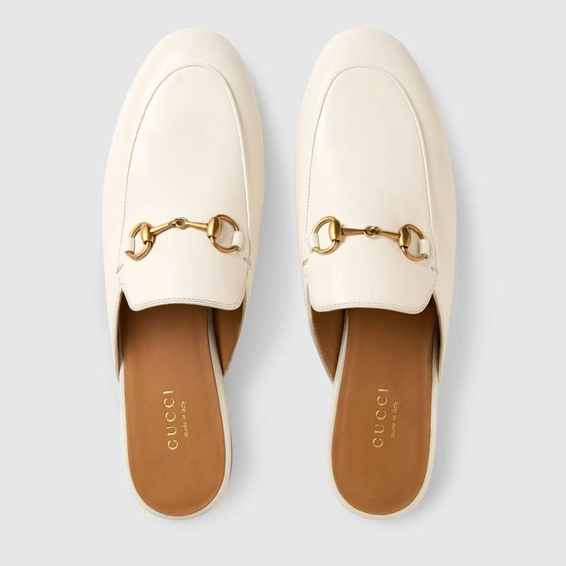 Photo of Gucci Princetown leather slipper
