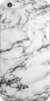 Marble pattern Snap Case for iPhone 6 & iPhone 6s