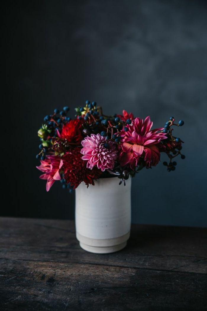 Tischdeko Herbst - 51 Vorschläge für eine herbstliche Tafel