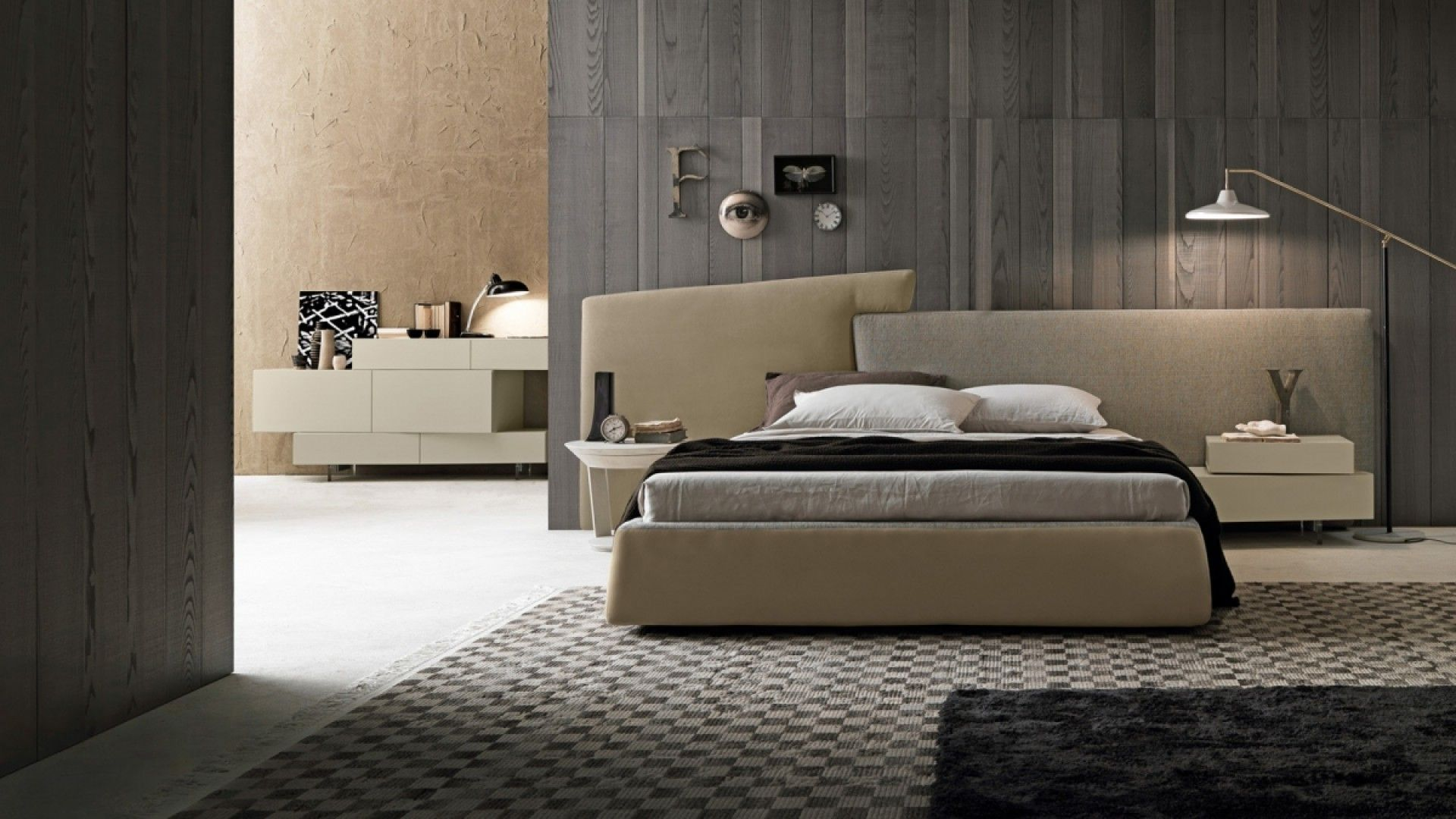 Wing System Tall | PRESOTTO #bed #bedroom #cameradaletto | You Can ...